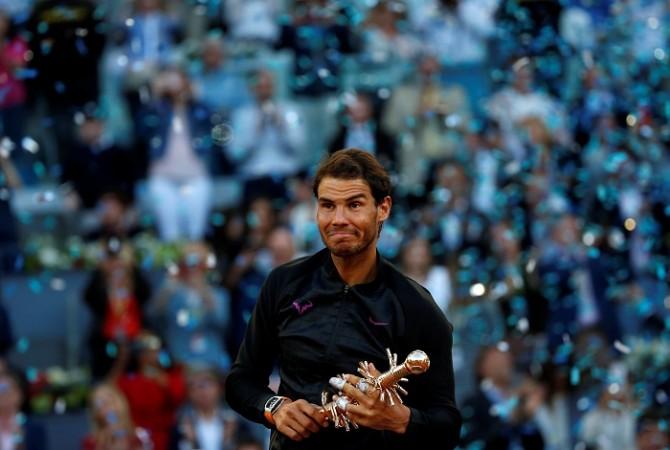 Rafael Nadal, Roger Federer, French Open,