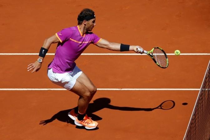 Rafael Nadal, Second round, Nadal vs Almagro, Rome Masters, Italian Open