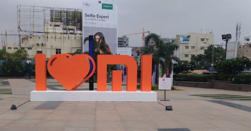 Xiaomi Mi India logo, Mi India, top Chinese smarphone maker