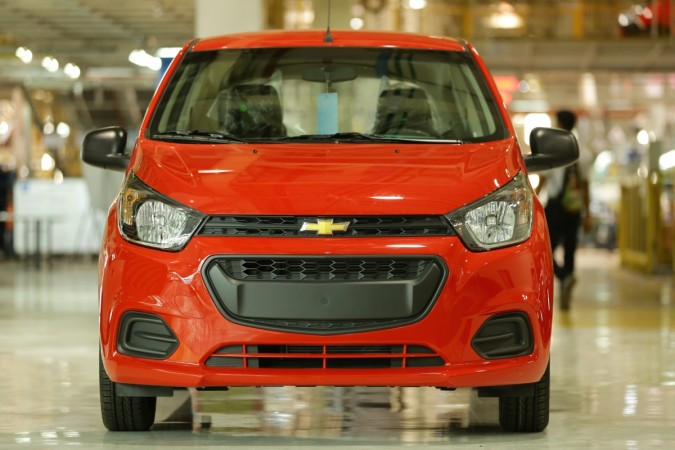 General Motors Ceases Chevrolet In India Halol Plant To