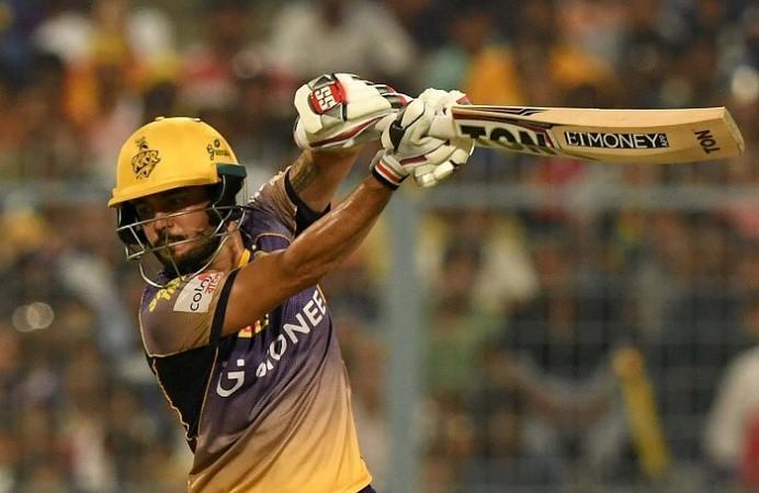 Manish Pandey, IPL 2017, KKR, Mumbai Indians, Qualifier 2