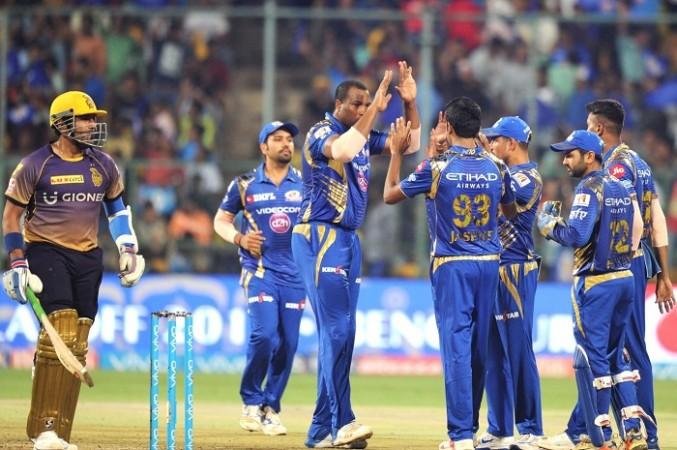 Mumbai Indians, Robin Uthappa, KKR, IPL 2017, Qualifier 2