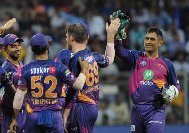 RPS, Dhoni, Mumbai Indians, IPL 2017, final