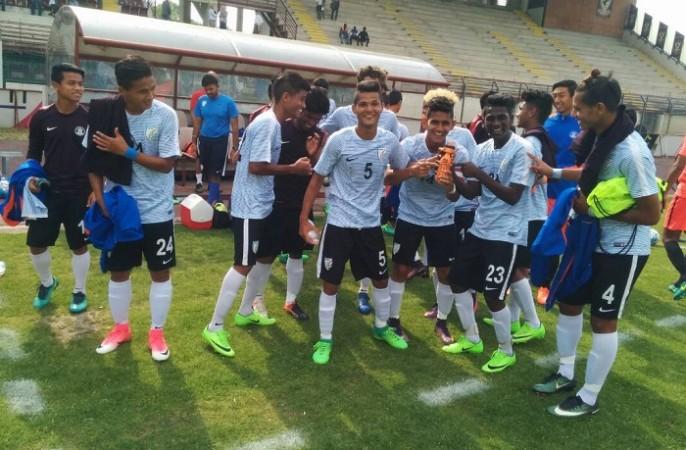 India U-17 football team,