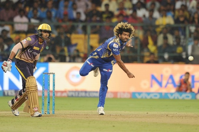 Lasith Malinga, Mumbai Indians, Suryakumar Yadav, KKR, IPL 2017