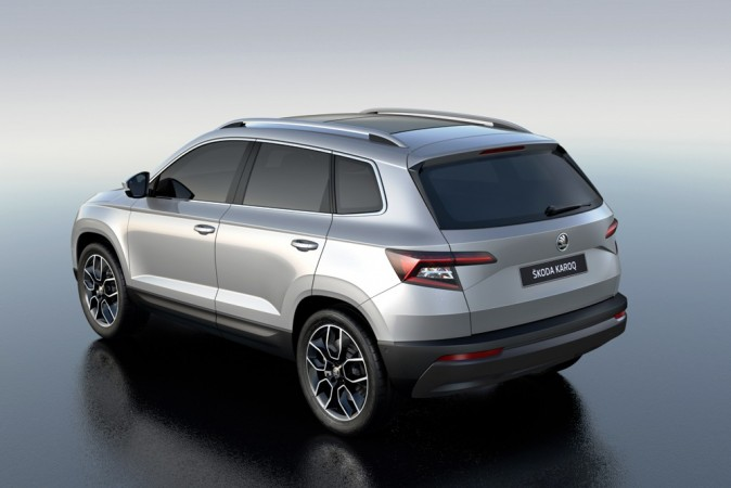 מדהים Jeep Compass beware! Skoda Karoq compact SUV to be launched in WZ-65