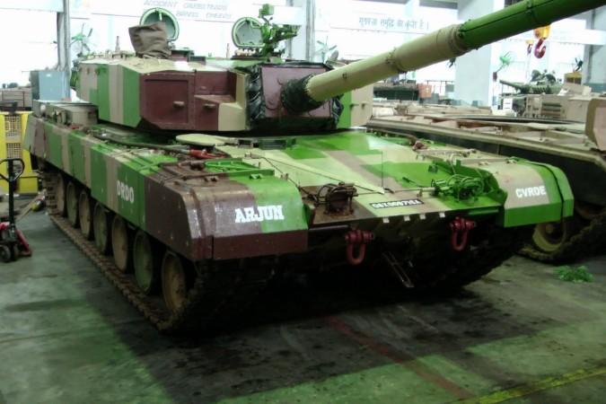 Arjun Mk II