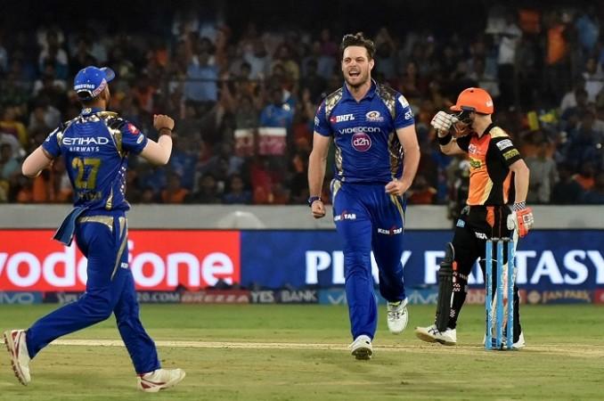 Mitchell McClenaghan, Mumbai Indians, IPL