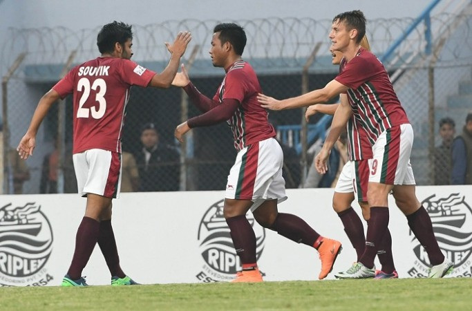 Mohun Bagan, Bengaluru FC, Federation Cup 2017 final, Federation Cup, Bengaluru FC vs Mohun Bagan, Sanjoy Sen, Albert Roca