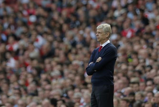 Arsene Wenger, Arsenal, fans, Emirates, EPL