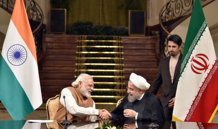 Iran, India Iran, india iran bilateral ties, pm modi, president rouhani, iran india trade, bilateral trade, modi visit to iran