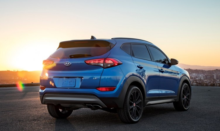 Performance Spec Hyundai Tucson Suv In The Offing From N