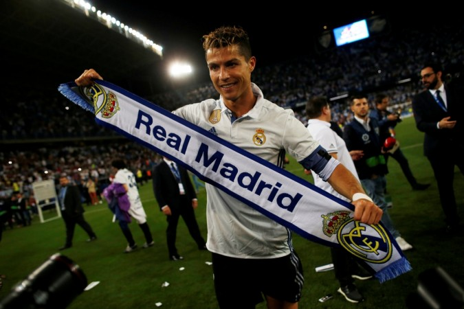 Viral video involving Cristiano, shows possible match fixing in Malaga vs Real Madrid final La Liga match - IBTimes India