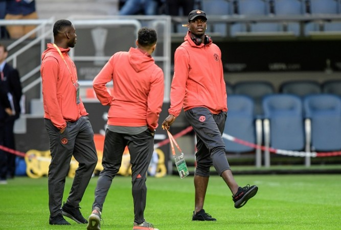 Paul Pogba, Manchester United, Europa League, final, Ajax