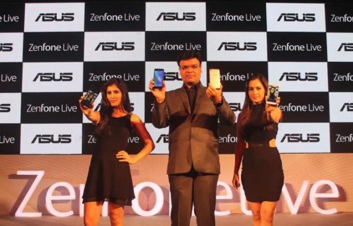 Asus, Zenfone Live, launch,price,specs