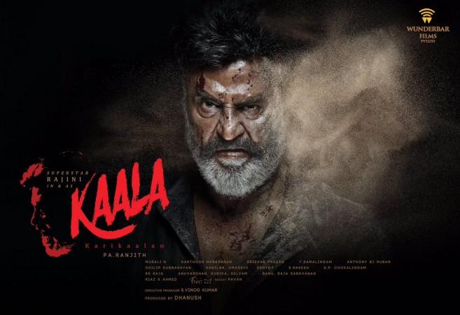 Rajinikanth's Kaala theme music, dialogue leaked