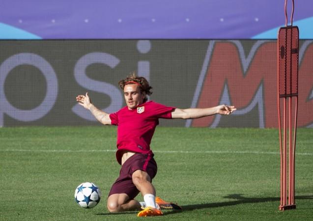 Antoine Griezmann, Atletico Madrid, Manchester United, EPL, Transfer