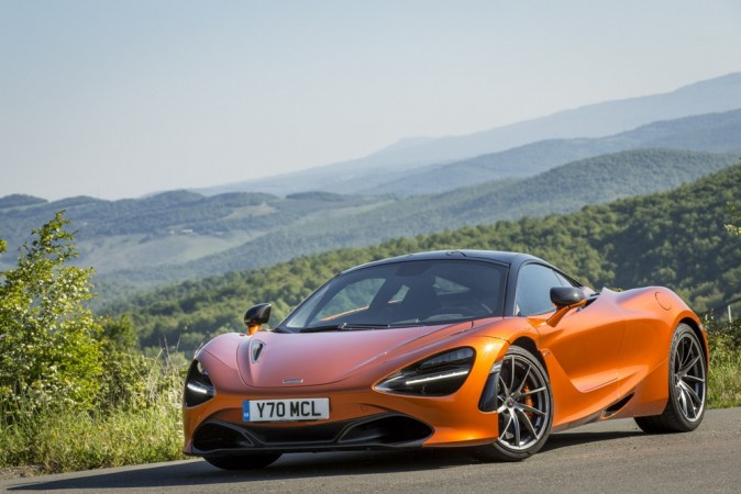 bengaluru to welcome india's first mclaren 720s supercar soon