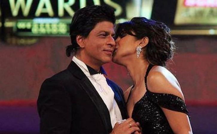Shah Rukh Khan, Priyanka Chopra