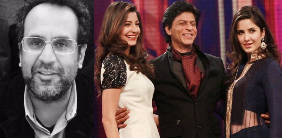 Aanand L Rai, Anushka Sharma, Shah Rukh Khan, Katrina Kaif