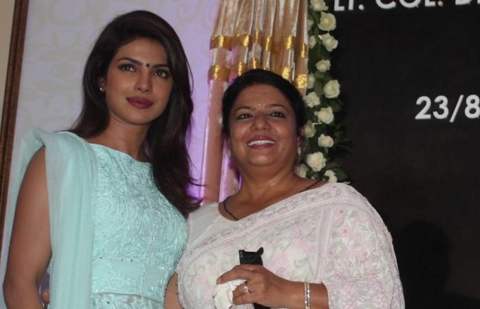 Priyanka Chopra, Madhu Chopra