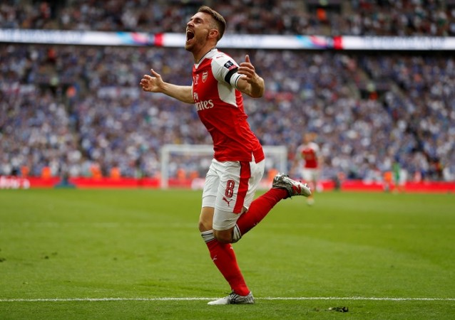 Aaron Ramsey, Arsenal, Arsene Wenger, FA Cup final, Chelsea