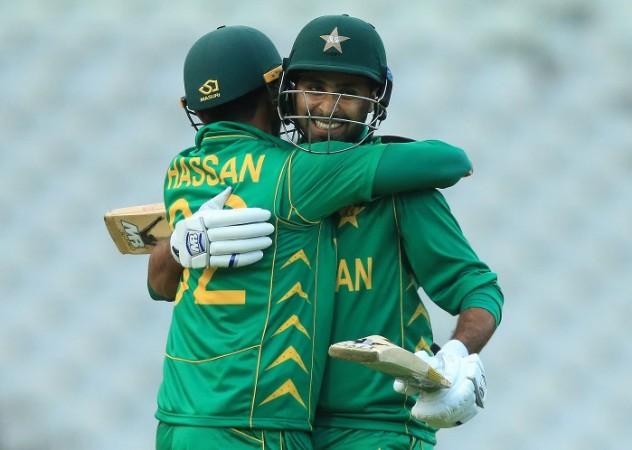 Hasan Ali, Fahim Ashraf, Pakistan, Bangladesh, ICC Champions Trophy 2017