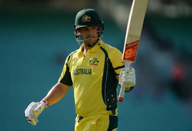 Aaron Finch, Australia, ICC Champions Trophy 2017, Sri Lanka, Pakistan