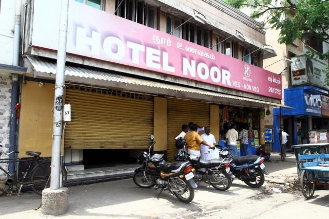 hotels strike in tamil nadu, strike over gst, gst rates, gst on hotels, gst on restaurants, gst on food items