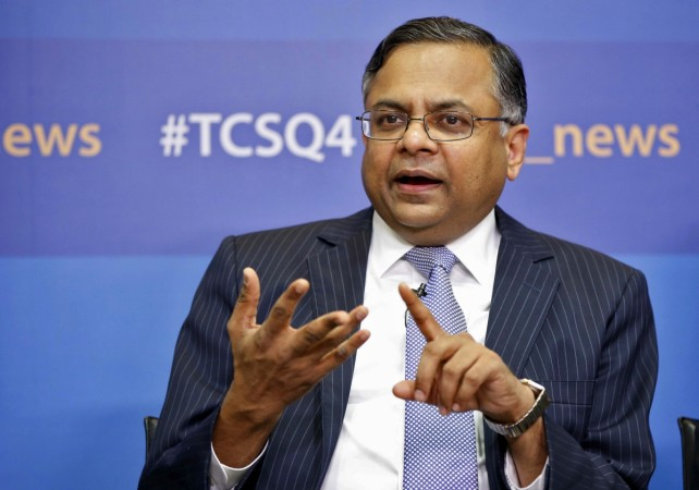 N Chandrasekaran, chandra strategy, tata sons chairman, tata group shareholders