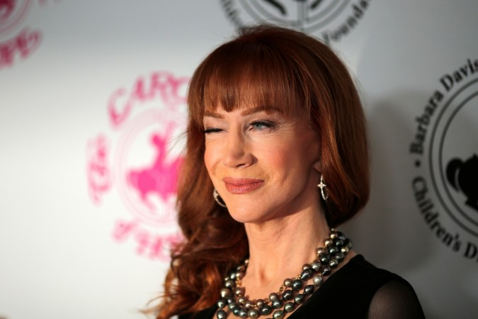 Kathy Griffin blasts Melania Trump over border separations