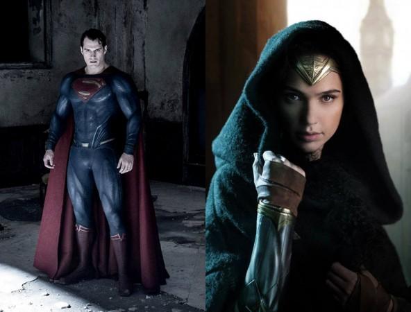Superman Wonder Woman
