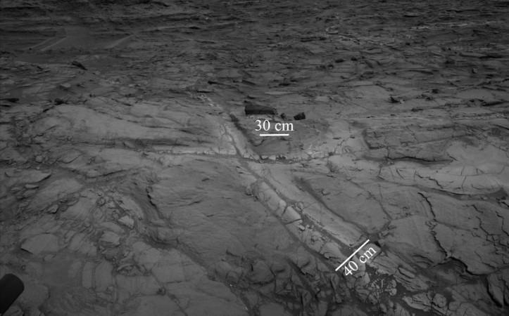 nasa, Pale zones, halos, Curiosity Mars rover, space,