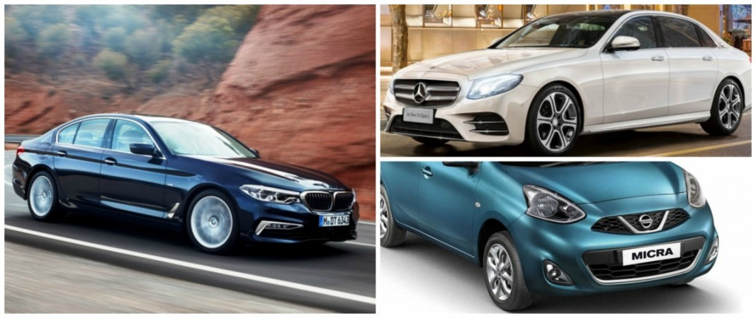 Top 5 car launches of June 2017: From new Nissan Micra to BMW 5 ...