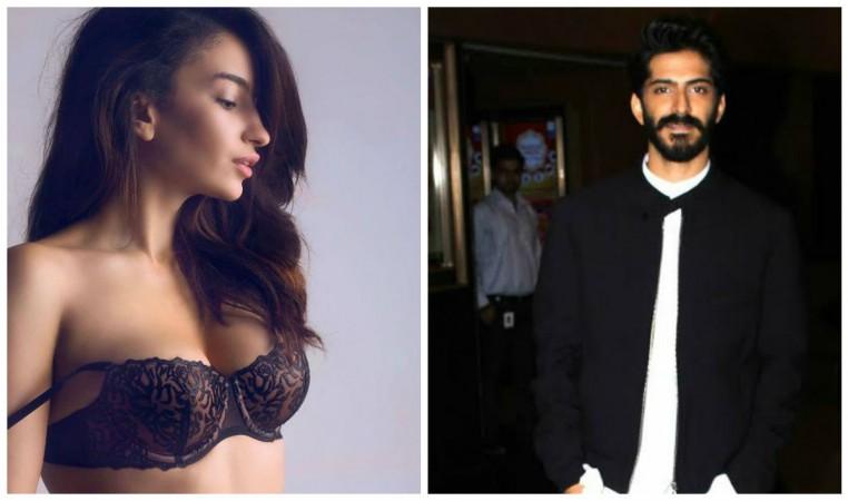 Elena Fernandes and Harshvardhan Kapoor