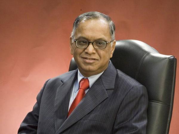 narayana murthy, infosys cofounder narayan murthy, take salary cut says narayan murthy