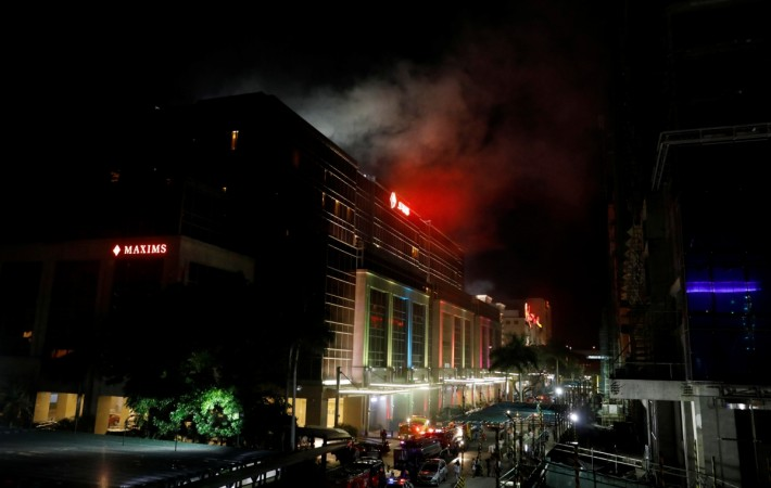 Manila Shooting