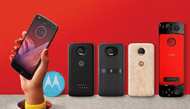 Lenovo, Motorola, Moto Z2 Play, Moto Mods,Moto TurboPower Pack ,Moto Style Shell , JBL SoundBoost 2 ,Moto GamePad