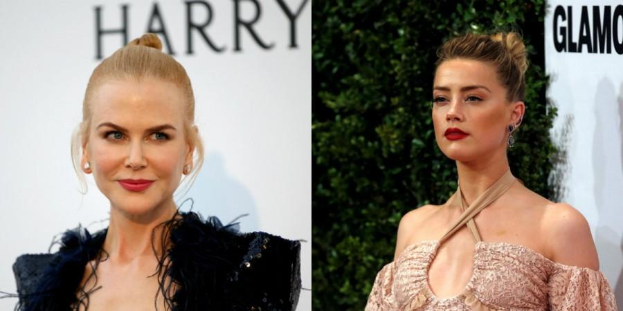Nicole Kidman Amber Heard