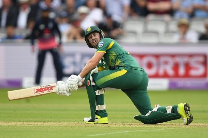 AB De Villiers South Africa Sri Lanka Captain CT 2017