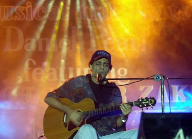 Pakistani singer Amir Zaki