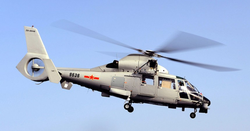 Chinese Helicopter