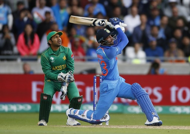 Hardik Pandya, India, sarfraz Ahmed, Pakistan, ICC Champions Trophy 2017