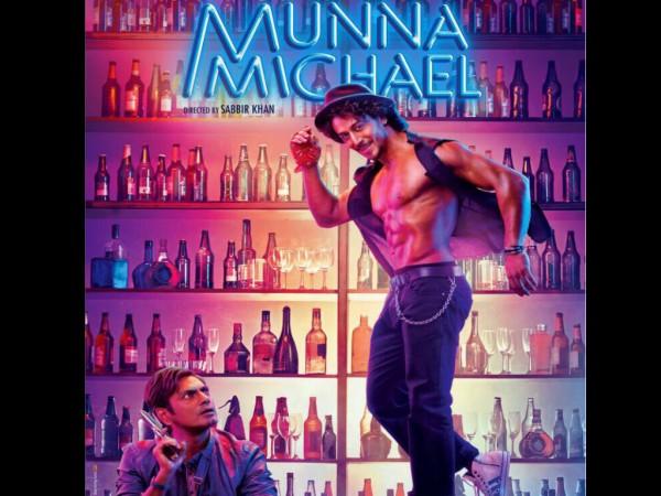 Tiger Shroff and Nawazuddin Siddiqui in Munna Michael
