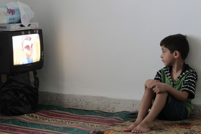 TV and child obesity