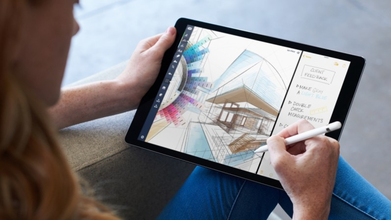 iOS 11 features deeper integration with Apple Pencil with Instant Markup, inline drawing and more