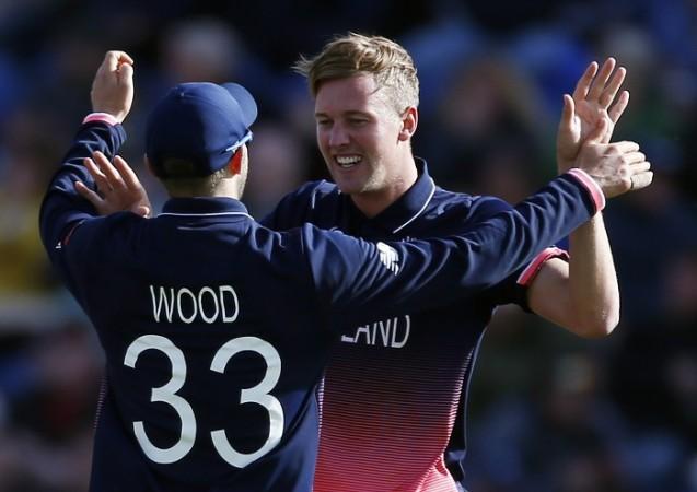 Mark Wood, Jake Ball, England, New Zealand, ICC Champions Trophy 2017