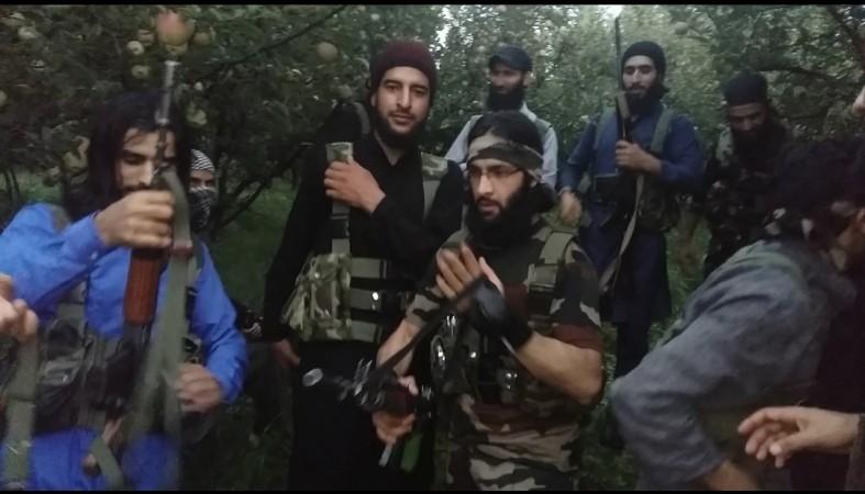 Image result for Hizbul Mujahideen terrorist