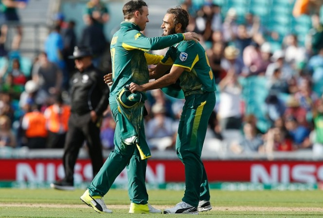 AB De Villiers, Imran Tahir, South Africa, Pakistan, CT 2017