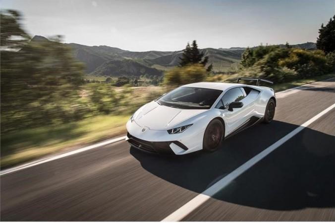 Lamborghini Huracan, Lamborghini Huracán Performante, Lamborghini Huracan sales, Lamborghini Huracan India